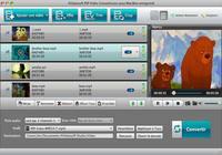 4Videosoft PSP Vidéo Convertisseur pour Mac Mac