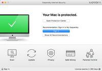 Télécharger Kaspersky Security for Mac Mac