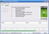Dr.Web Antivirus pour Windows
