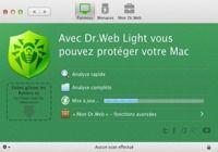 Dr.Web Antivirus pour Mac OS X Mac