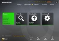 Norton Antivirus 21 Beta