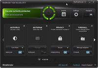 Télécharger Bitdefender Total Security 2012 Windows