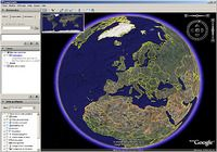 Google Earth Windows