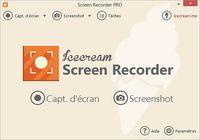 Télécharger Icecream Screen Recorder 4.87