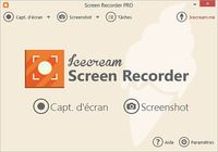Icecream Screen Recorder 4.96