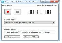 Télécharger Free Video Call Recorder for Skype Windows