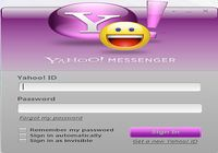Yahoo! Messenger Windows