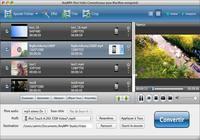 Télécharger AnyMP4 iPod Vidéo Convertisseur pour Mac Mac