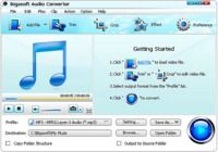 Télécharger Bigasoft Audio Converter Windows