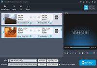Télécharger Aiseesoft AMV Convertisseur Windows