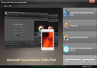 Aiseesoft DVD Convertisseur Suite pour Mac