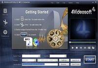 4Videosoft MP3 Vidéo Convertisseur
