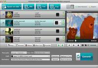 Télécharger 4Videosoft Apple TV Vidéo Convertisseur pour Mac Mac