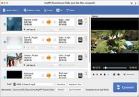 AnyMP4 Convertisseur Vidéo pour Mac Mac