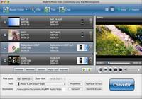 Télécharger AnyMP4 iPhone Vidéo Convertisseur pour Mac Mac