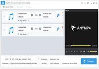 Télécharger AnyMP4 Audio Convertisseur Windows