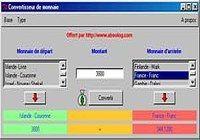 Télécharger Convertisseur de monnaie Windows