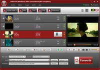 Télécharger 4Videosoft BlackBerry Vidéo Convertisseur Windows
