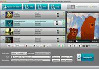 Télécharger 4Videosoft iPhone 4 Vidéo Convertisseur pour Mac Mac