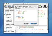 CSS Edit Mac