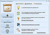 Télécharger Kanopea Antispam Windows