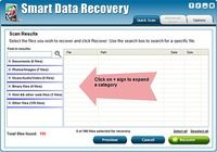 Télécharger Smart Data Recovery Windows