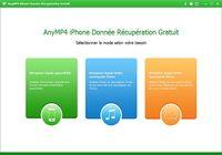 AnyMP4 iPhone Donnée Récupération Gratuit