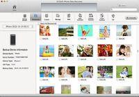 Télécharger Recouvrement de données iPhone pour Mac 321Soft Mac