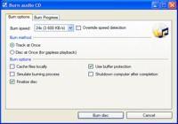 Télécharger CDBurnerXP Windows