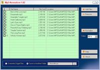 MP3 Normalizer Windows