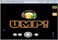 UMP! Media PLayer Windows