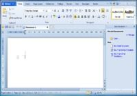 Kingsoft Writer Professional 2012