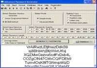 Télécharger Advanced Password Generator Windows