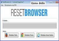 Télécharger ResetBrowser Windows