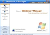 Windows 7 Manager Windows