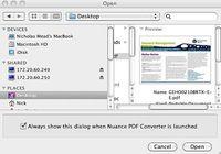 Télécharger PDF Converter pour Mac Mac