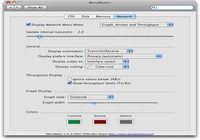 Télécharger MenuMeters Mac