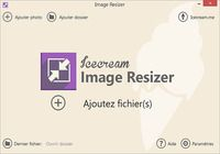 Icecream Image Resizer 2.08