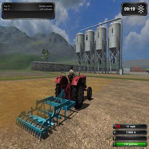 T 233 L 233 Charger Farming Simulator 2011