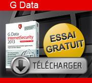 Essayer gratuitement G Data
