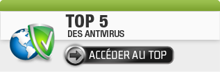 Top 5 des Antivirus