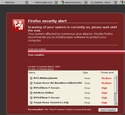 De fausses alertes sous Firefox: attention au scareware