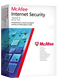 McAfee IS 2012